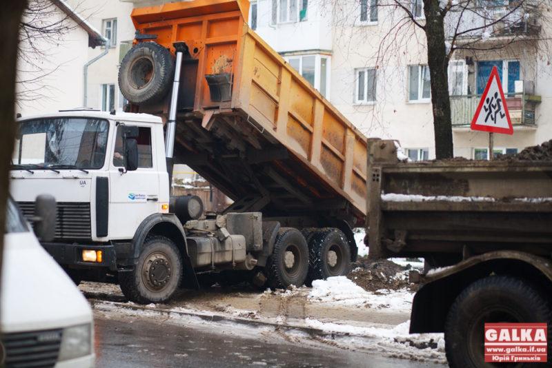Котлован на Короля Данила, будівництво_9873