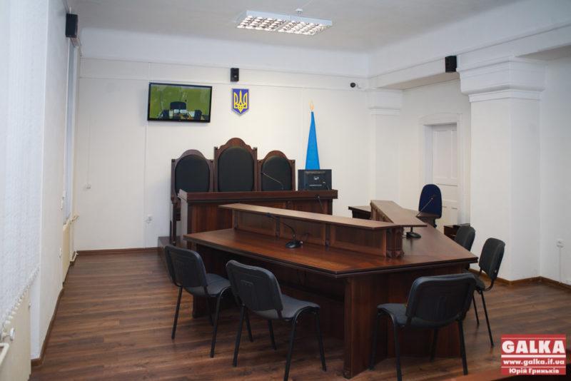 Суд, кімната для неповнолітніх_9632