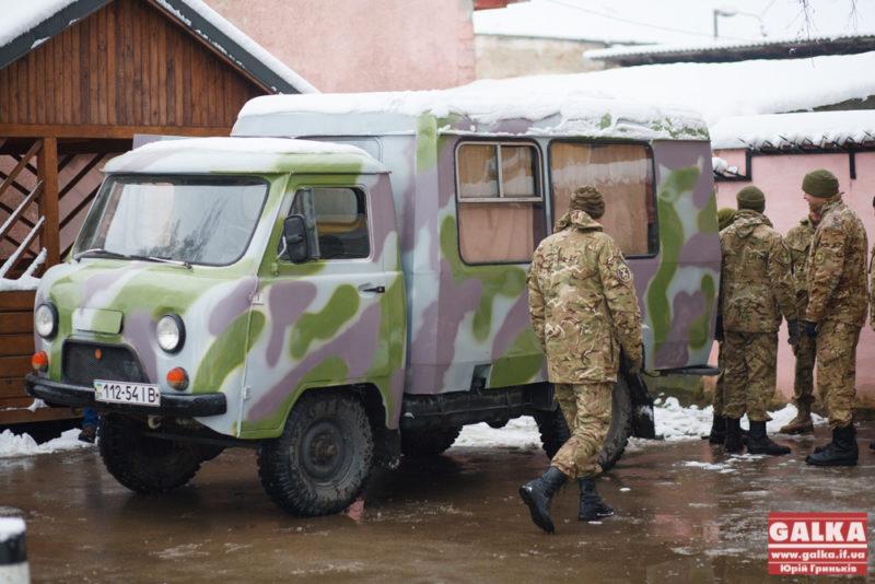 УАЗ, АТО, 4 батальйон нацгвардії, військові_9595