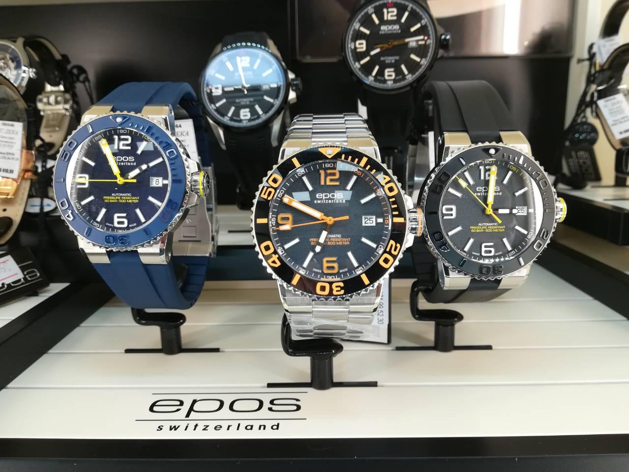 """Оригінальні годинники найвідоміших брендів: у Франківську відкрився офіційний магазин """"ДЕКА"""""""