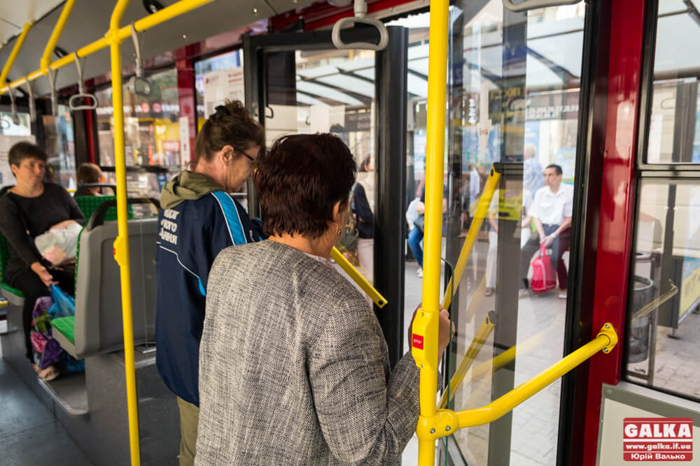 Марцінків просить пенсіонерів не зловживати громадським транспортом у час карантину