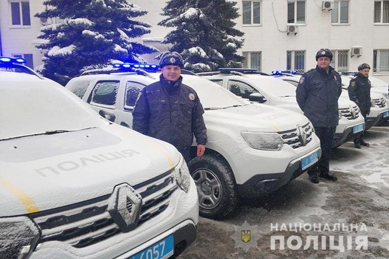 Прикарпатські кінологи та криміналісти отримали нові Renault Duster з необхідним обладнанням (ФОТО)