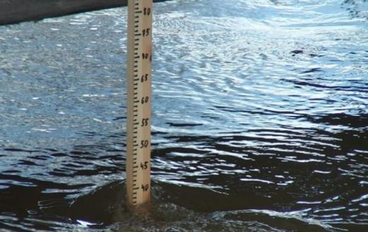 У річці біля Тисмениці вода може піднятися на метр
