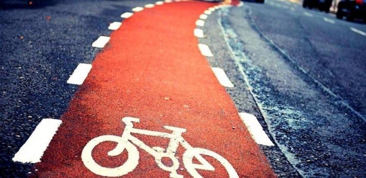 У 2019 році на Північному бульварі завершать облаштування велодоріжки