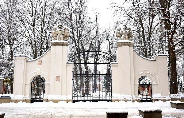 На відновлення палацу Потоцьких необхідно 115 мільйонів гривень (ВІДЕО)