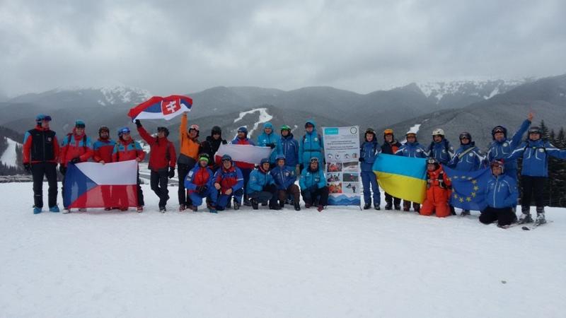 Міжнародні навчання рятувальників пройшли у горах Прикарпаття (ФОТО)