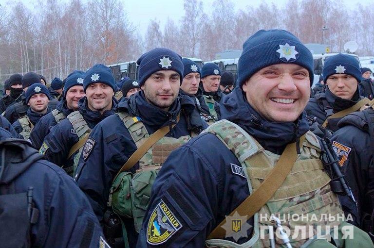 Прикарпатські поліціянти підвищували кваліфікацію у Києві (ФОТО)
