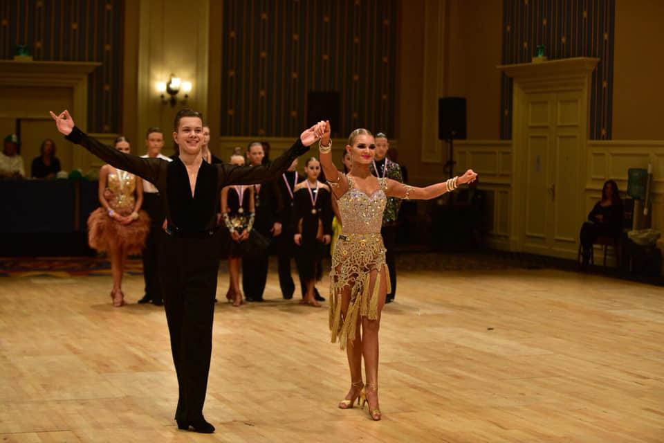 Франківець переміг на Чемпіонаті світу з бальних танців (ФОТО)