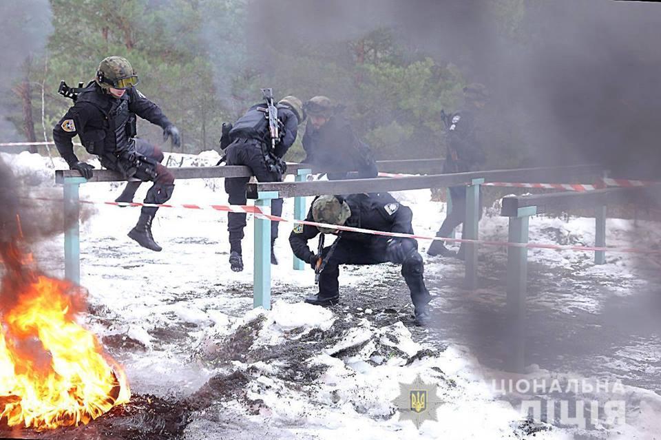 Як франківські поліціянти змагалися за Кубок МВС (ФОТО)