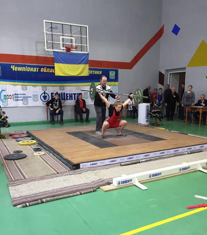 На Прикарпатті назвали найкращих важкоатлетів року (ФОТО)