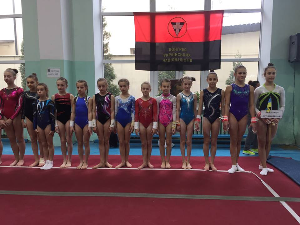 У Франківську відбувся відкритий турнір зі спортивної гімнастики (ФОТО)