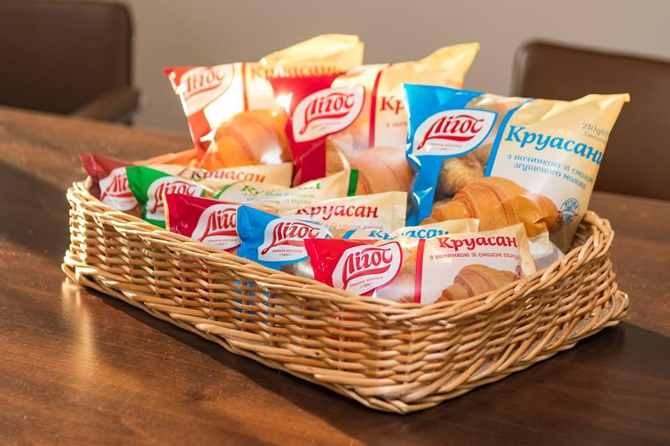 «Лігос» – виробник №1 круасанів, які смакує вся Україна та світ