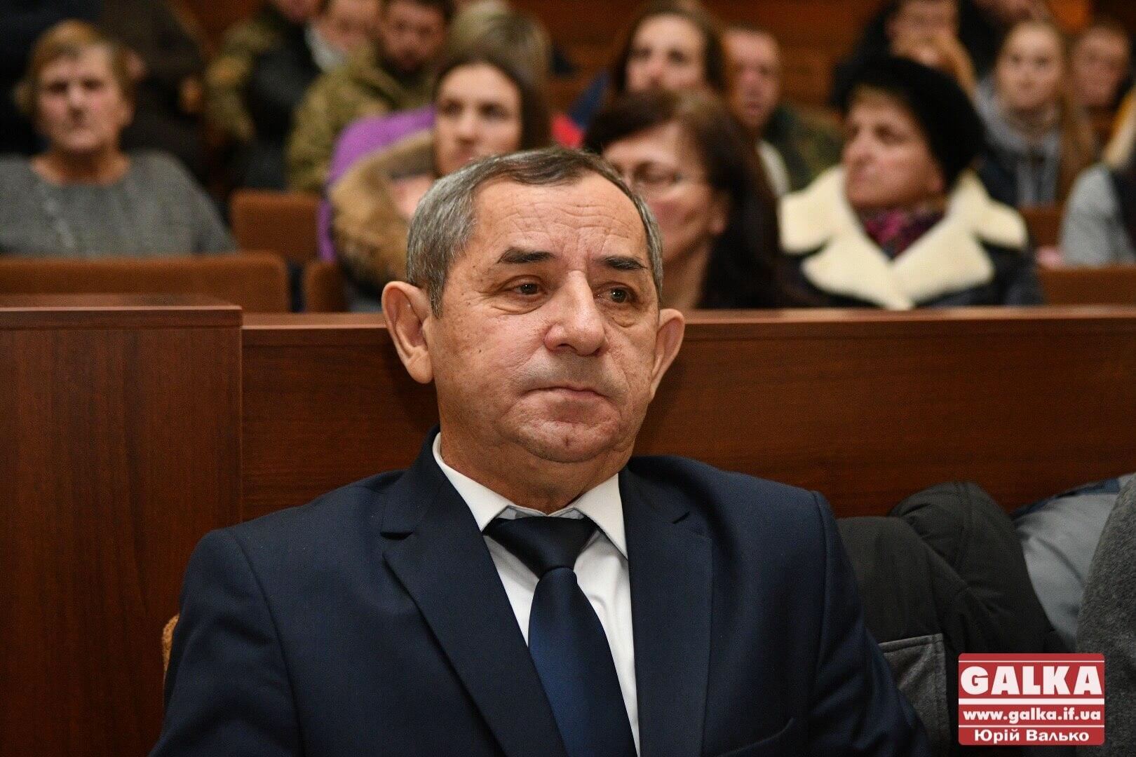 Екс-заступник Анушкевичуса став депутатом франківської міськради (ФОТО)