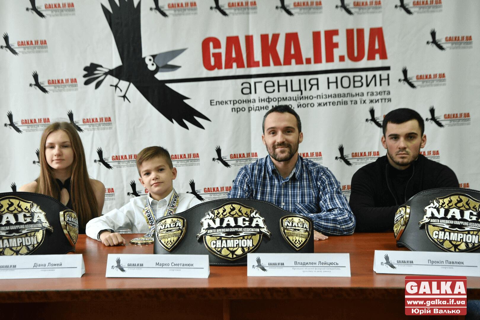 Прикарпатські спортсмени добули нагороди на Чемпіонаті з джиу-джитсу (відеосюжет)