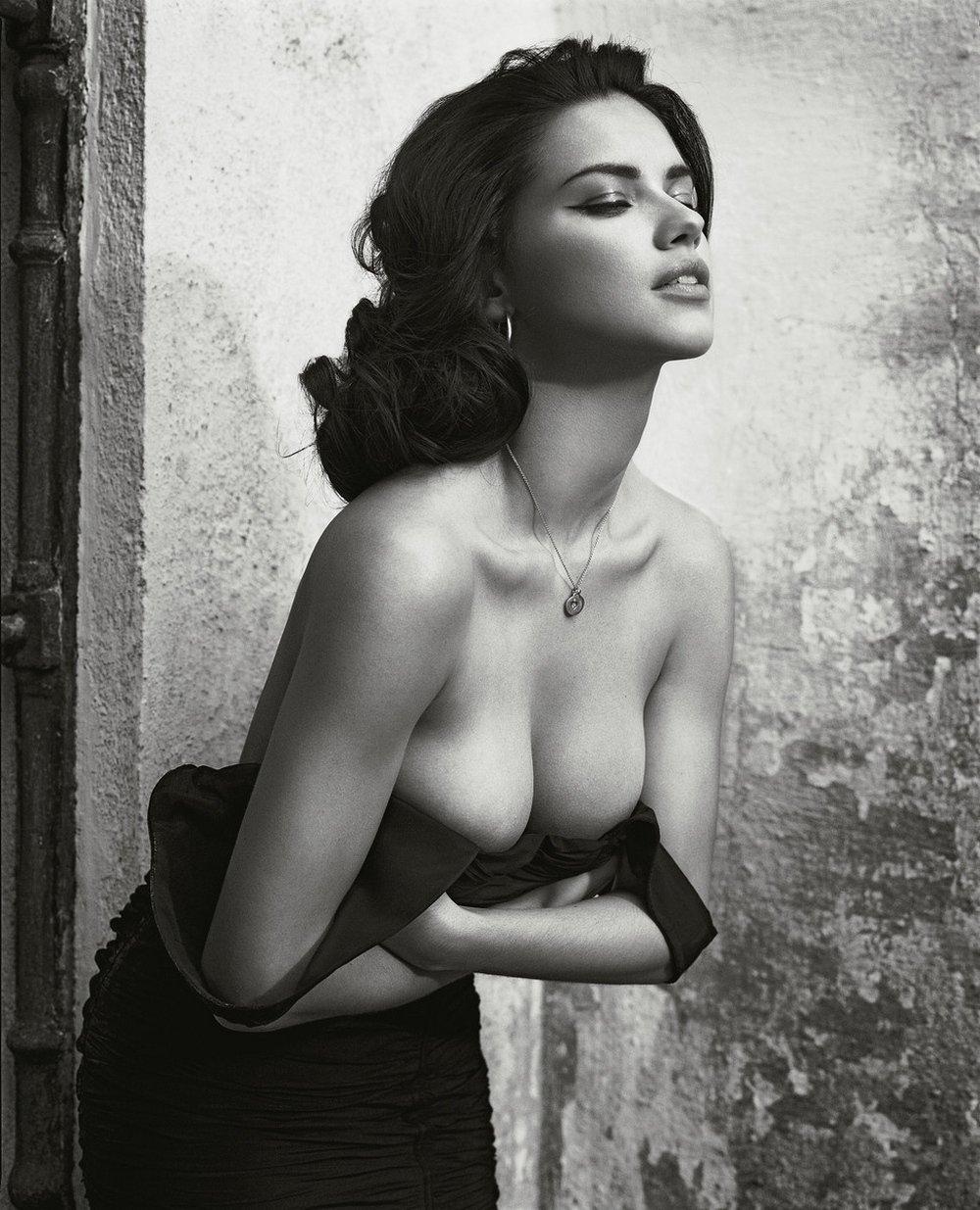 Культовий фотограф показав привабливих голлівудських актрис (ФОТО 18+)