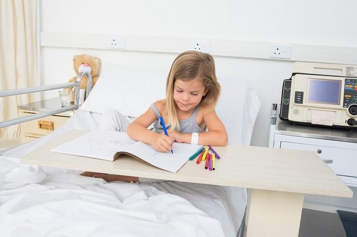 З наступного року франківські школярі зможуть навчатися під час стаціонарного лікування