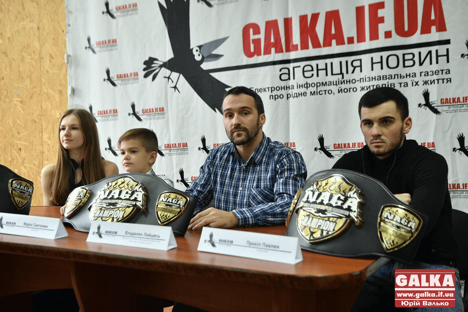 Франківські бійці здобули нагороди на Чемпіонаті Європи з джиу джитсу (фото)