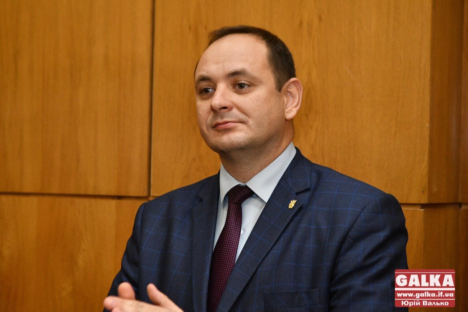 Очільник Маріуполя назвав міського голову Франківська найкращим мером в Україні