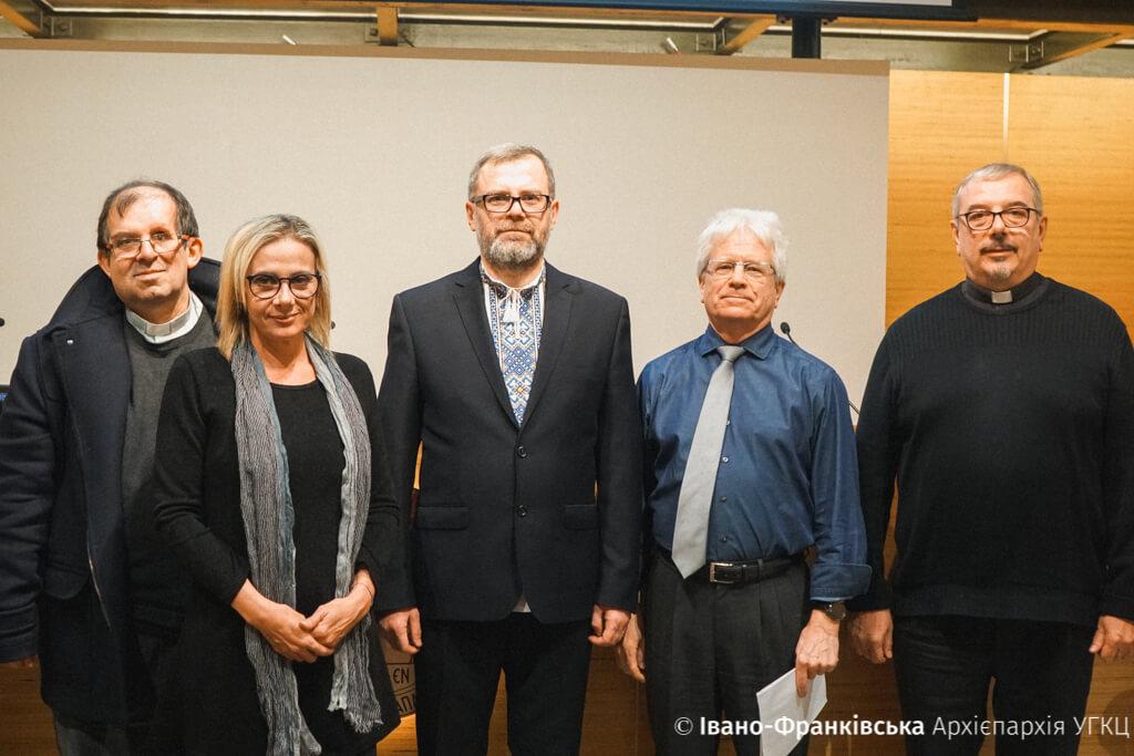 Франківський священик отримав титул доктора Східних Церковних Наук (ФОТО)