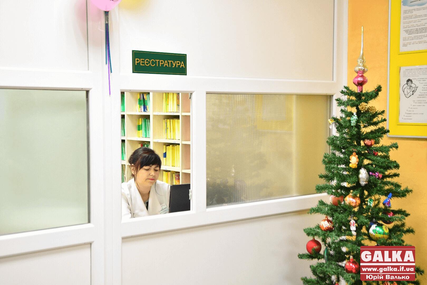 У Франківську урочисто відкрили оновлене педіатричне відділення для діток (ФОТО)