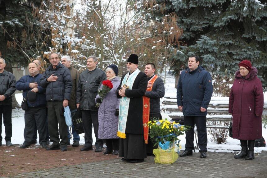 У Франківську вшанували учасників ліквідації наслідків аварії на Чорнобильській АЕС (фоторепортаж)