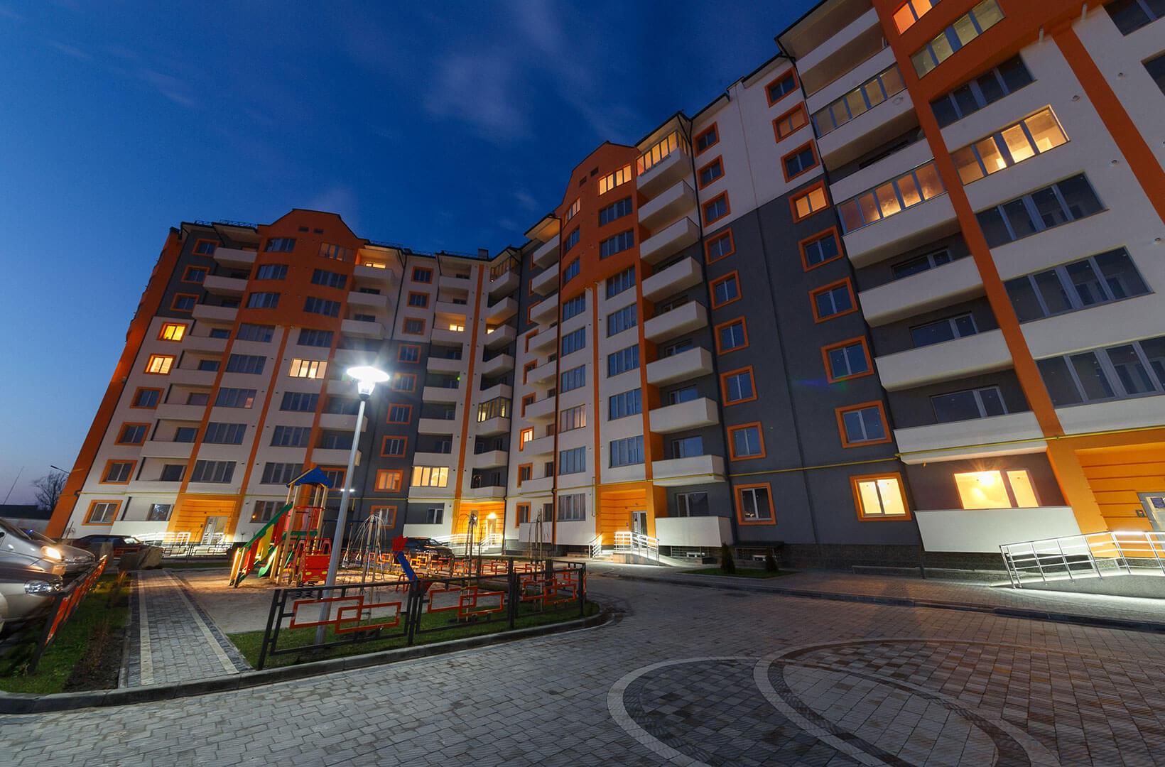 Стало відомо, хто здає найбільше нового житла в Івано-Франківську