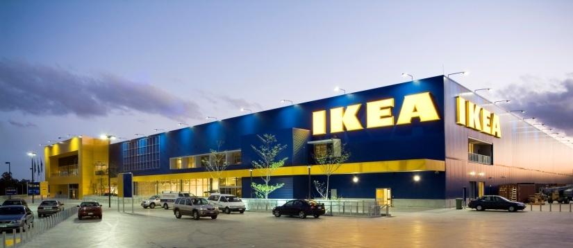 """""""Нова пошта"""" уклала п'ятирічний контракт на доставку товарів ІКЕА в Україні"""