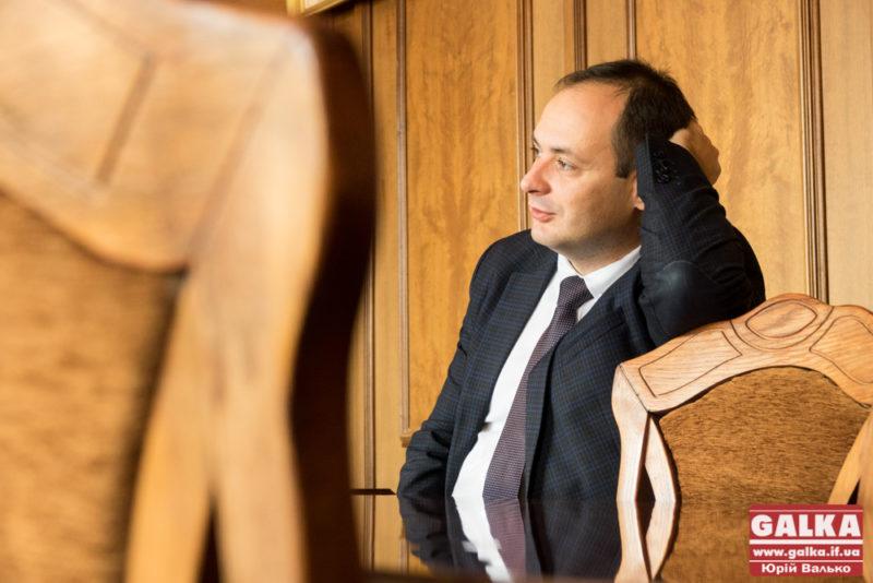 Понад 60% франківців довіряють Руслану Марцінківу, – соцопитування