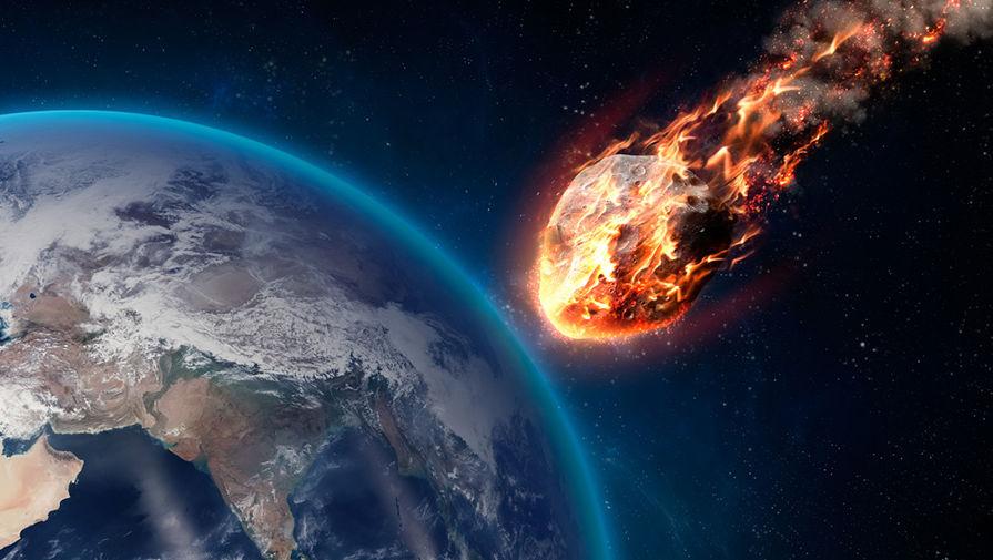 Прикарпатцю на подвір'я впав метеорит (ВІДЕО)