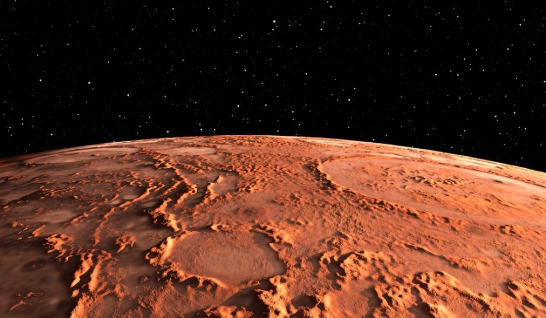 Китай став другою країною в світі, яка успішно посадила зонд на Марс