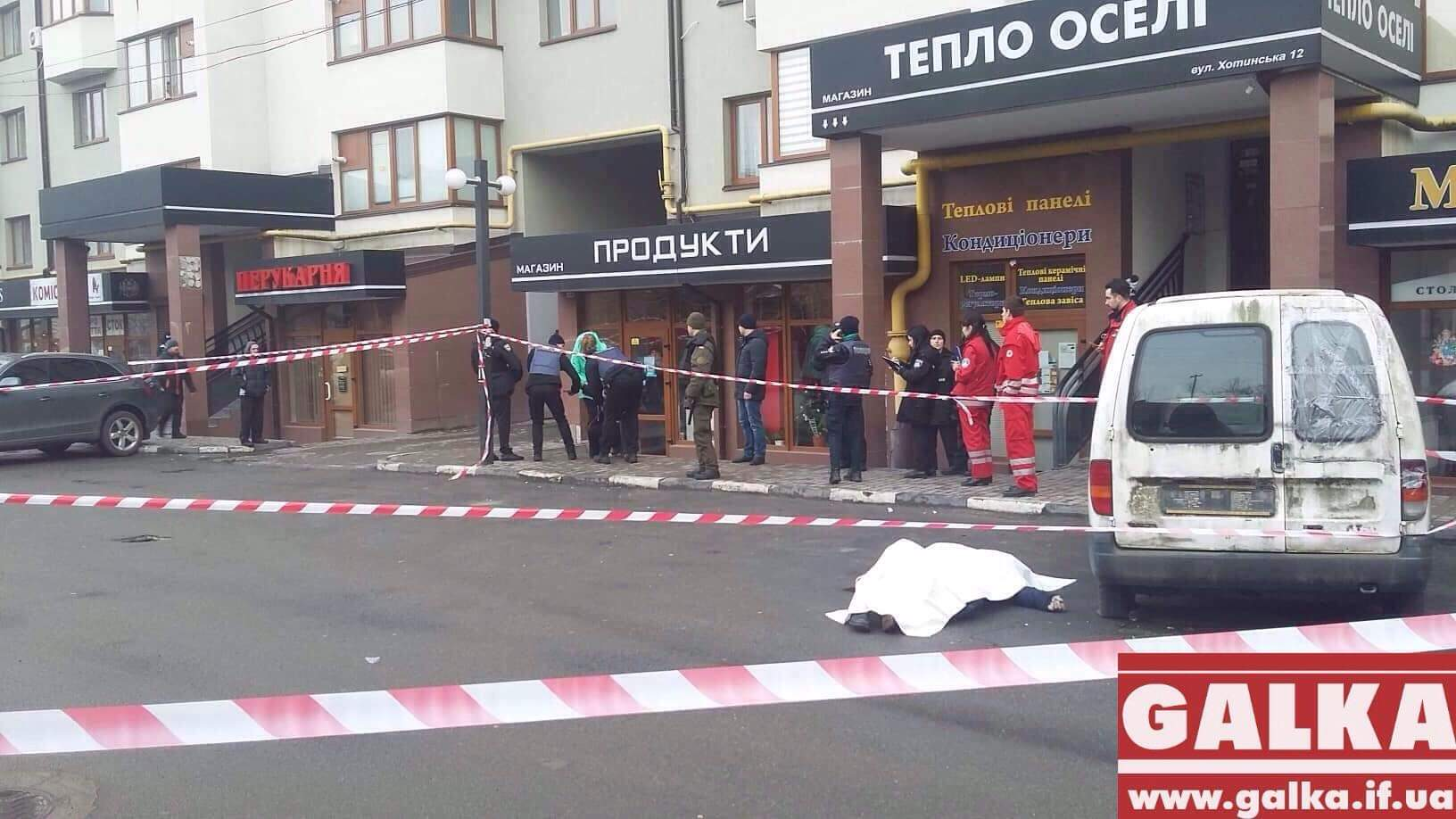 Дружина вбитого у Франківську чоловіка збирає інформацію про замовників і виконавців вбивства