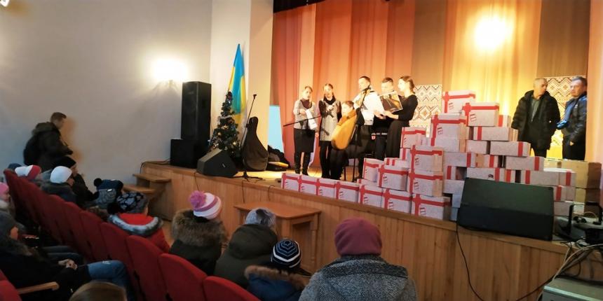 """""""На допомогу ближньому"""": на Косівщині відбулися благодійні заходи (ФОТО)"""