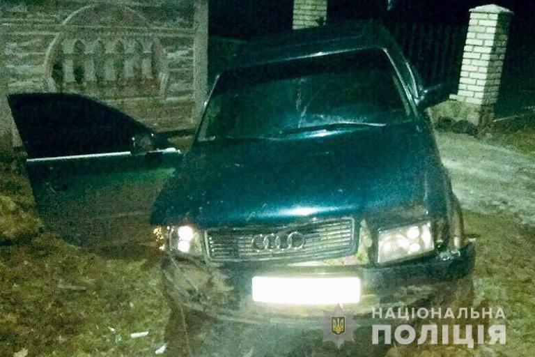 На Прикарпатті 21-річна дівчина на смерть збила жінку (ФОТО)