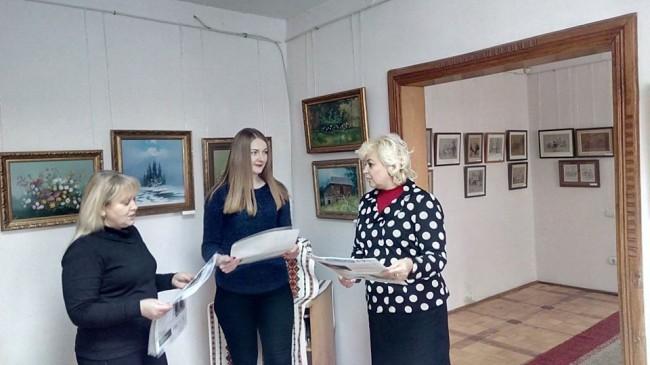 На Прикарпатті працівникам музею розповідали про права (ФОТО)