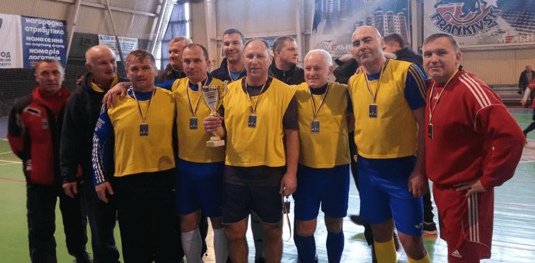«Ветерани Прикарпаття» перемогли у турнірі до 110-ої річниці Степана Бандери