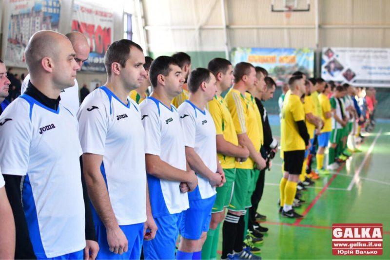 У Франківську футбольним турніром вшанують пам'ять оборонців Донецького аеропорту