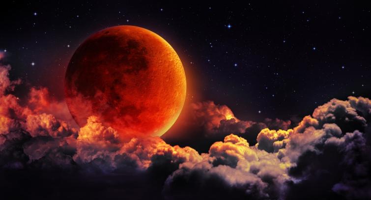 """""""Кривавий місяць"""" можна побачити востаннє до 2021 року. Коли і як"""