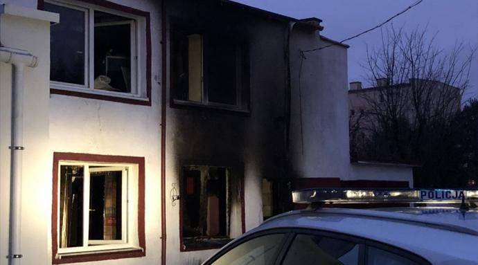 У Польщі через пожежу в квест-кімнаті загинули п'ять дівчат (ФОТО)