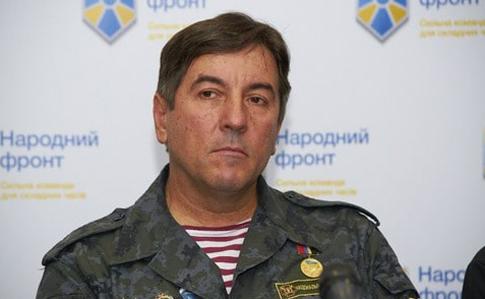 Нардепа з Прикарпаття вигнали з Народного фронту, бо той зібрався у президенти