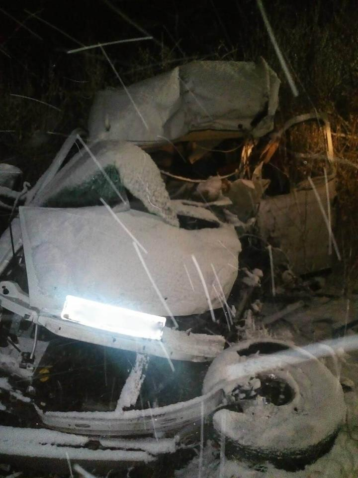 На Львівщині у ДТП з автоцистерною загинули двоє прикарпатців, ще троє травмовані (ФОТО)