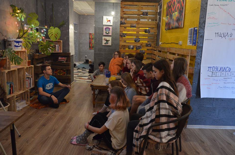 Не як всі: в Івано-Франківську організували незвичний освітній табір (фотофакт)