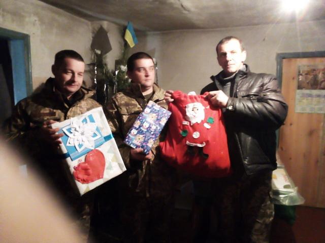 Волонтери з Тисмениччини відвезли на Схід України майже дві тонни гуманітарної допомоги (фоторепортаж)