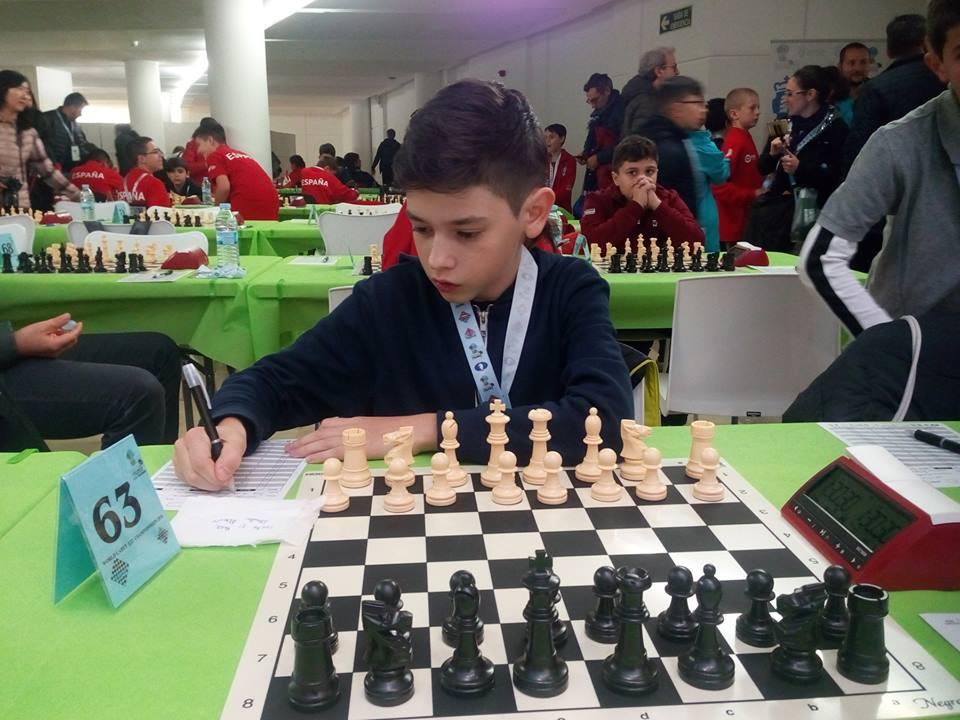 Юний франківець став срібним призером шахового фестивалю в Празі