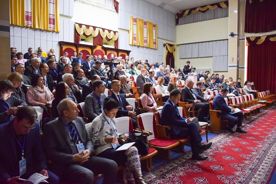 На Прикарпатті стартував Міжнародний водний форум (ФОТО)