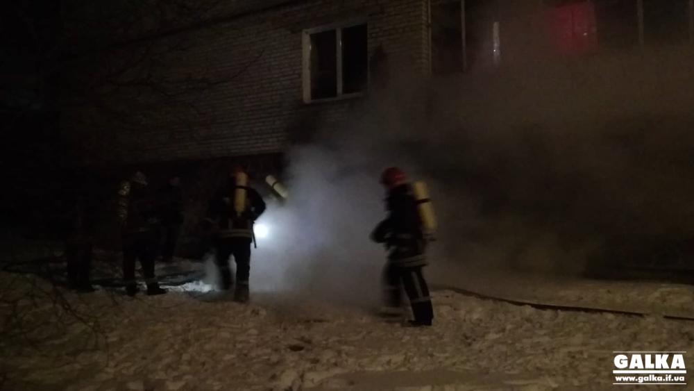 На БАМі пожежа в підвалі багатоповерхівки (ФОТО, ВІДЕО, ОНОВЛЕНО)