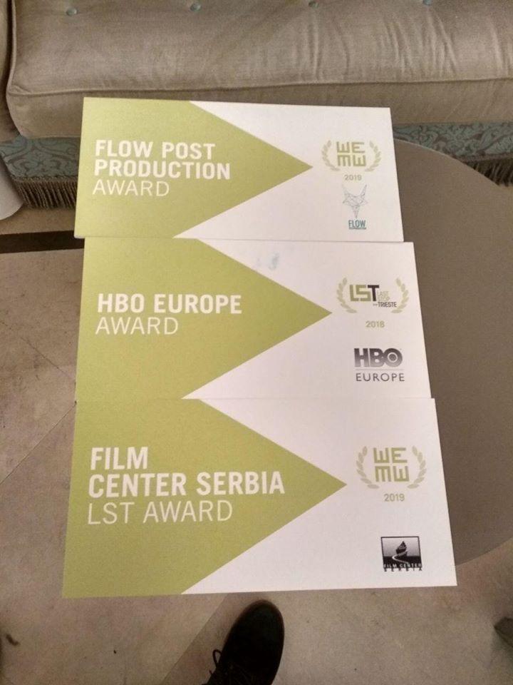 Фільм про франківських комунальників завоював три нагороди на кінофорумі в Італії (ФОТОФАКТ)