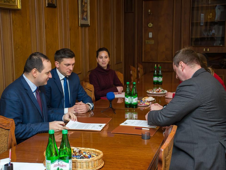Івано-Франківськ посилює співпрацю зІТ-кластером (ФОТО)