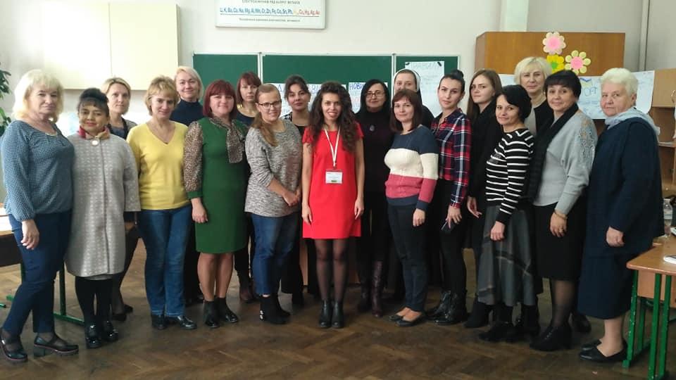 Франківка сталапереможницею обласного туру Всеукраїнського конкурсу «Учитель року – 2019» (ФОТО)