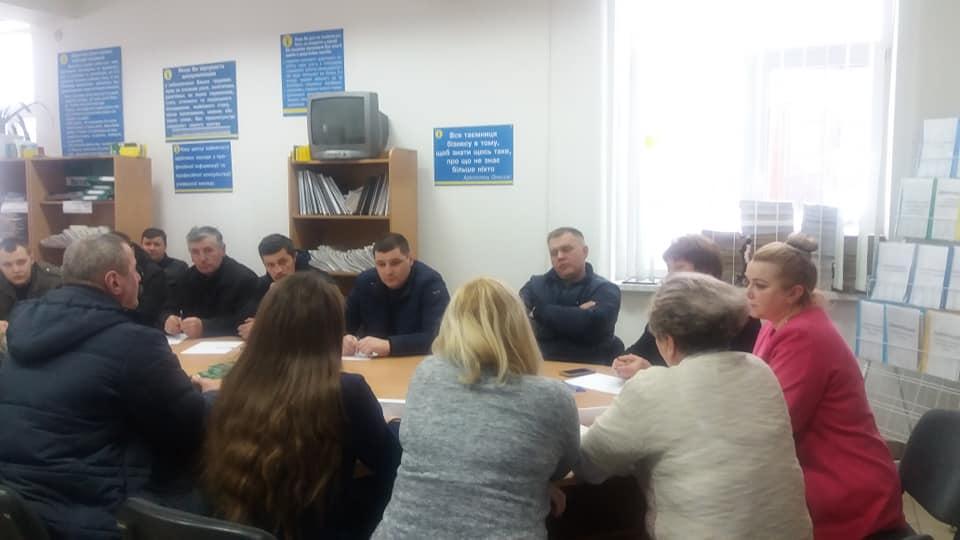 На Прикарпатті безробітним розповідали про їхні права (ФОТО)