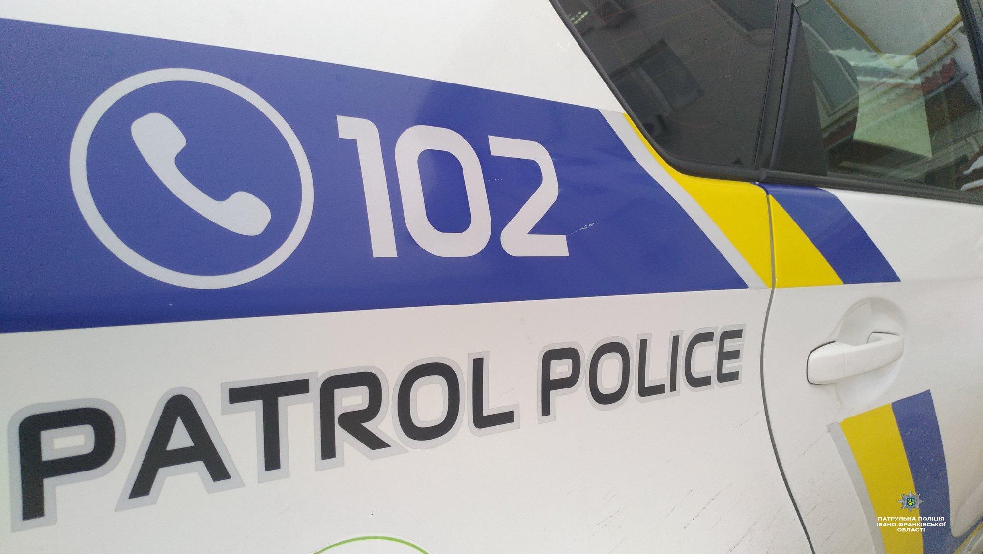 Побив і забрав сумку: поблизу вокзалу патрульні затримали ймовірного грабіжника (ФОТОФАКТ)